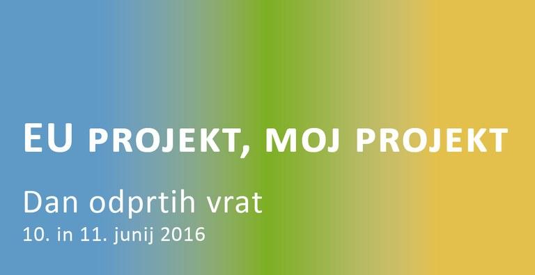 "Upkač se predstavi na dnevih odprtih vrat ""EU projekt, moj projekt 2016"""