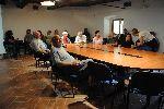 Udeleženci predavanja Katarine Denac Iz življenja goričkih ptic Mojca Podletnik