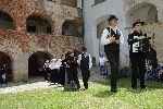 Folklorna skupina iz G. Petrovcev Mojca Podletnik