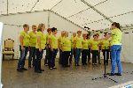 Nastopil je tudi ženski pevski zbor Laz iz Šmartnega pri Litiji Mojca Podletnik